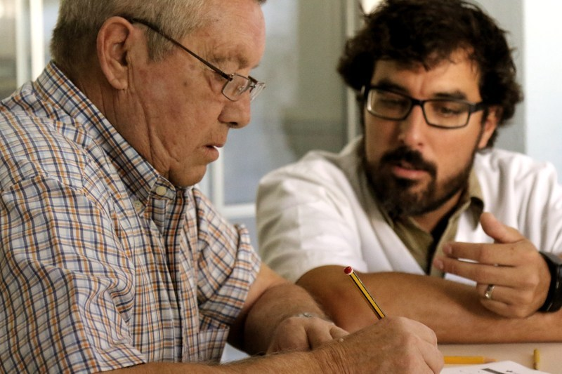 Centro de día Alzheimer en Barcelona